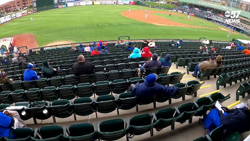 South Bend Cubs Opening Day: The search for Stu